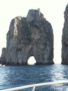 Famous Rocks of Capri