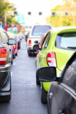 Karma in Traffic