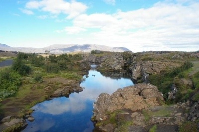 throw back Thursday Þingvellir National Park